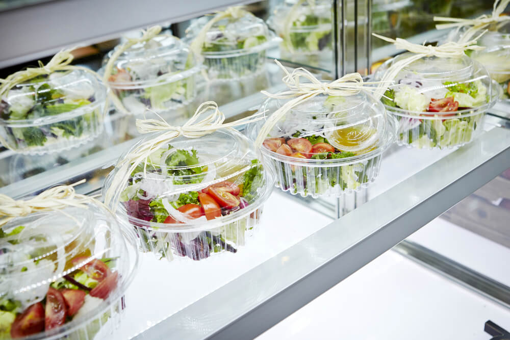 Packed Salad